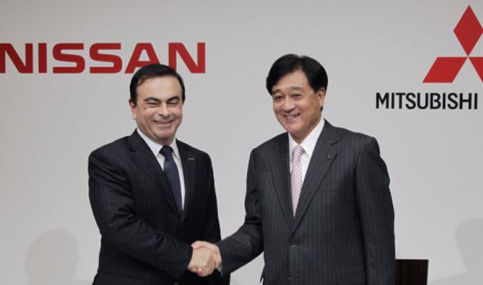 Nissan, Mitsubishi'nin yüzde 34'ünü satın aldı