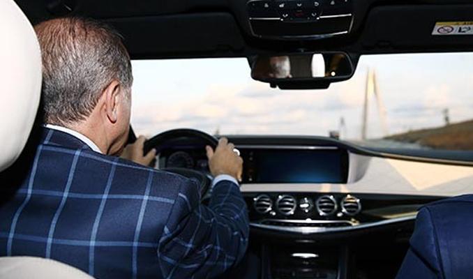 Avrasya Tüneli'nden ilk geçişi bugün Erdoğan yapacak
