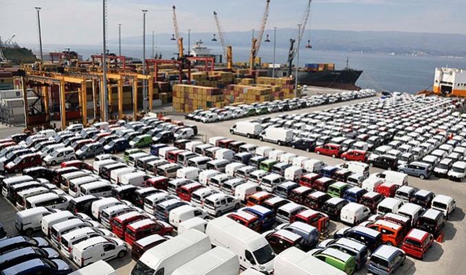 Otomotiv ihracatta liderliği bırakmadı