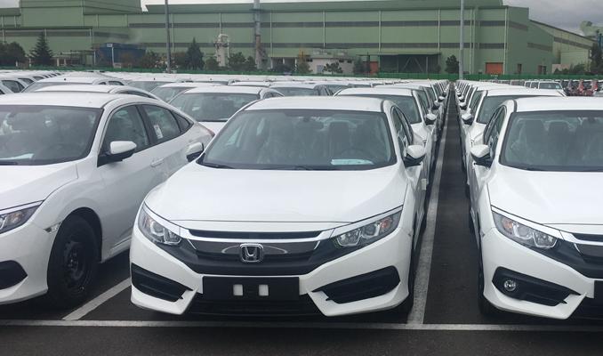 Yerli Civic Sedan'ın ihracatına başlandı