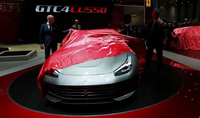 Ferrari GTC4Lusso Türkiye'de satışa çıktı