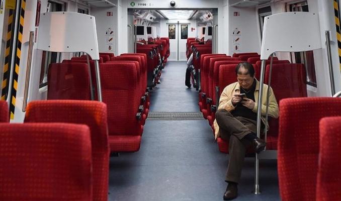 Çin metrosunda 'business class' uygulaması