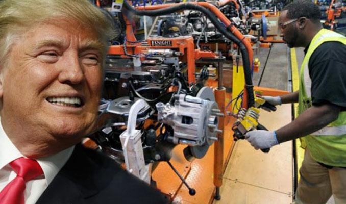 Trump'ın otomotive darbesi ABD ekonomisini vurur