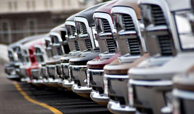 Çin ve ABD otomotivde rekora koşuyor
