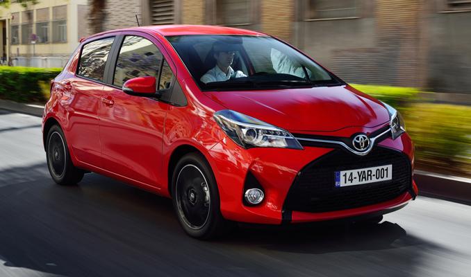 Toyota Kasım kampanyasıyla kapıyı hep 'Aralık' tutacak