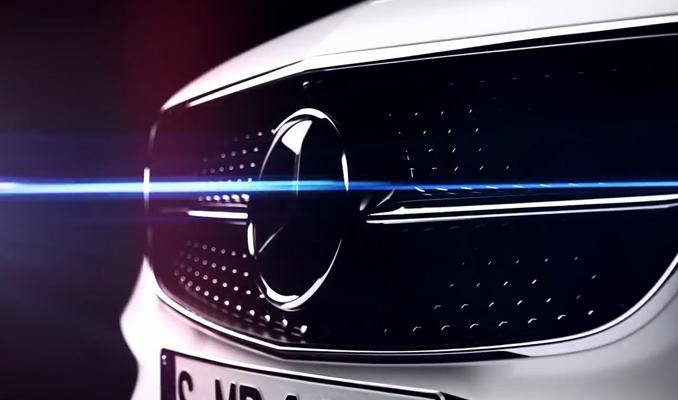 İşte yeni E serisi Mercedes'in ilk videosu
