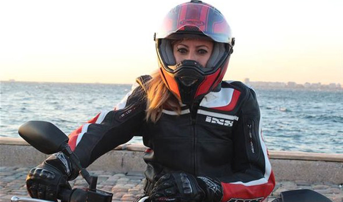 İzmir'in ilk kadın motosiklet grubu: Amazon Riders