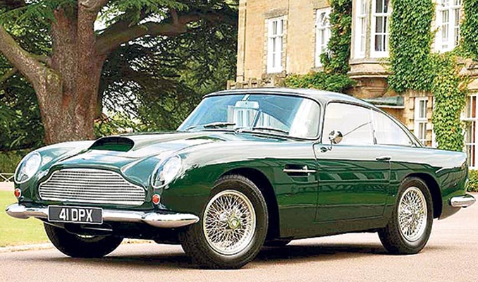 Aston Martin o efsaneyi diriltiyor!