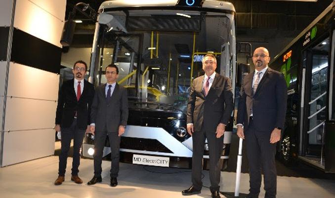 TEMSA'dan toplu taşımaya yönelik 4 yeni araç