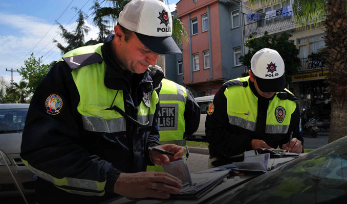 Uber taksilere 2.500 TL korsan cezası