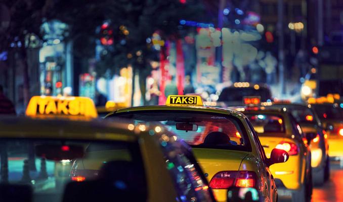 Taksilerde İstanbul Kart dönemi