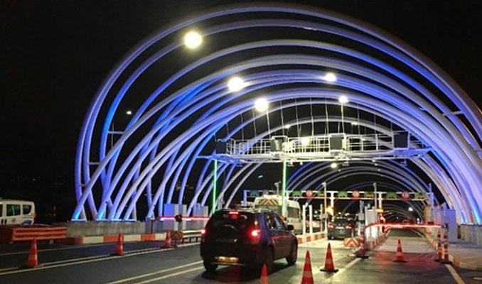 Avrasya Tüneli'nde bir şerit daha trafiğe açıldı