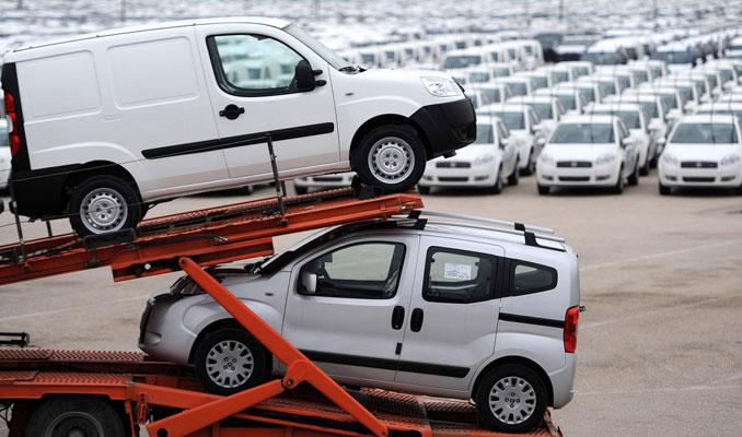 Otomotiv ihracatı Kasım'da yüzde 17 arttı