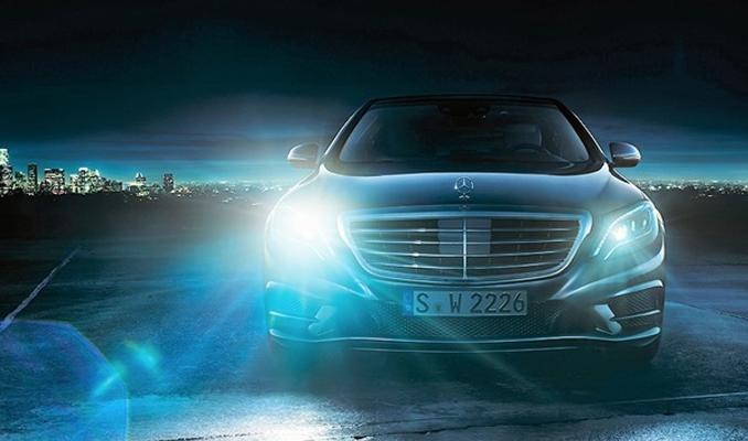 Mercedes'ten yeni kusursuz far teknolojisi