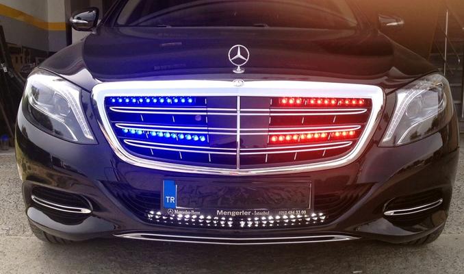 Otomobillerde çakar lambaya ceza geliyor