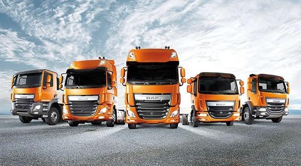 Doğan Holding DAF kamyonlarının Türkiye temsilcisi oldu
