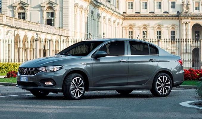 Otomatik dizel Fiat Egea Sedan satışa sunuldu