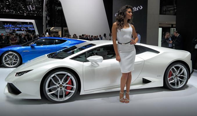 Paris Motor Show kapılarını açtı