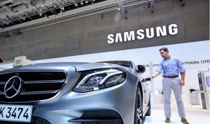 Samsung ve Mercedes-Benz'den  geleceğin otomobiline göz kırpan işbirliği