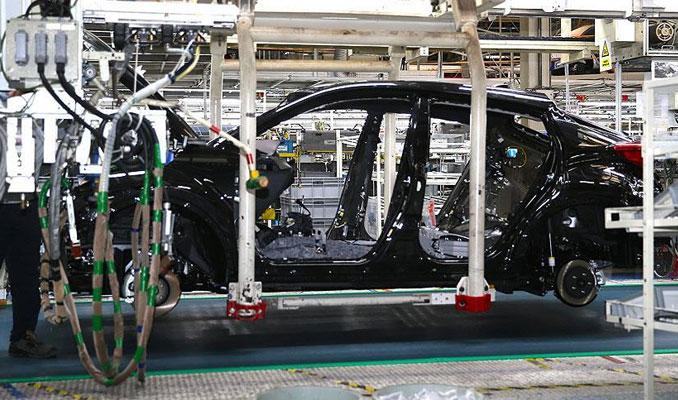 Üretilen 100 aracın 77'si ihraç edildi