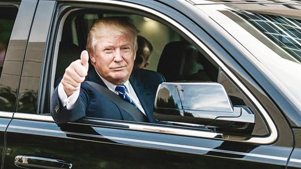 Trump'tan otomotiv üreticilerine ABD şartı