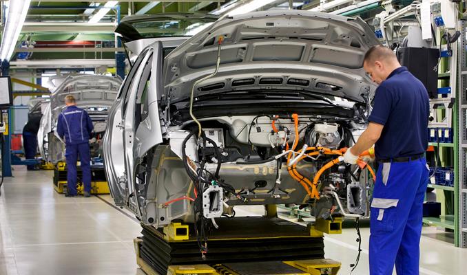 Avrupa otomobil pazarı yüzde 6.5 büyüdü