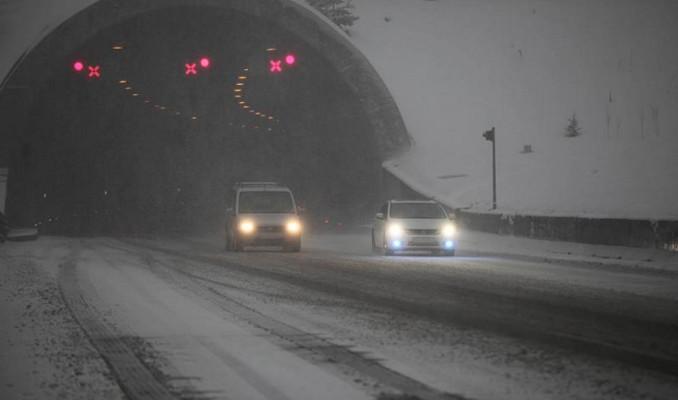 Bolu Dağı İstanbul yönünde kaza