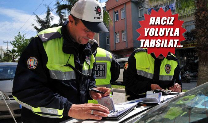 Trafik cezaları için yeni düzenleme