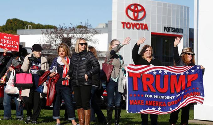 Toyota kritik karar için Trump'ı bekliyor