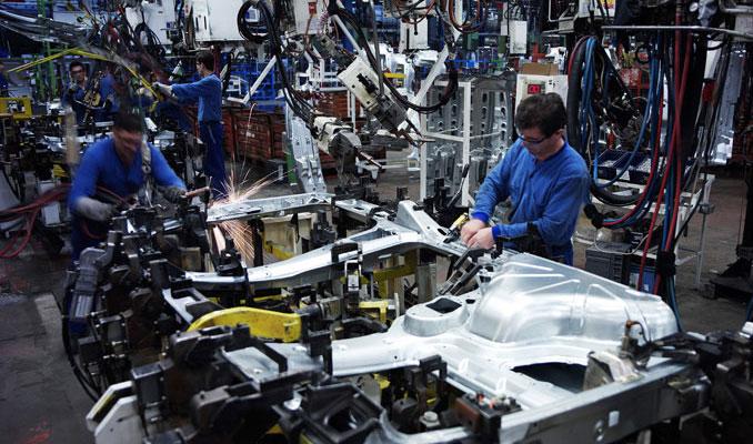 Günde 4 bin otomobil üretildi