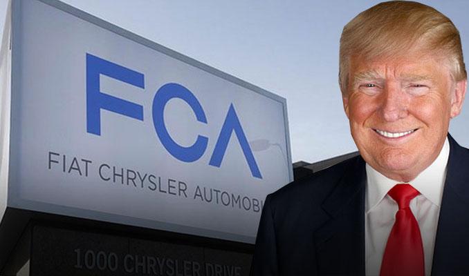 Fiat Chrysler'den ABD'de dev yatırım