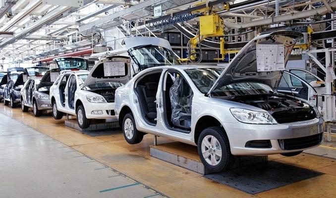 Otomotiv üretimi Eylül'de yüzde 13 arttı