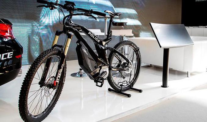 Dünya'nın ilk akıllı bisikleti