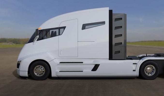 Volkswagen'den elektrikli kamyon atağı
