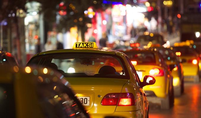 Taksicileri üzecek rapor