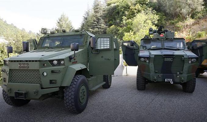 Zırhlı araçlara yerli motor geliyor