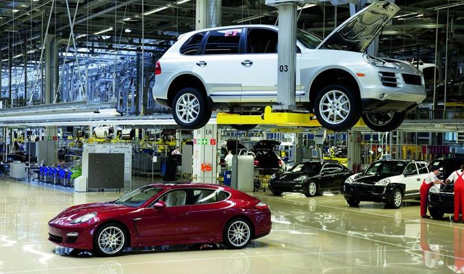 Otomotivde yatırımlar 1.2 milyara ulaştı