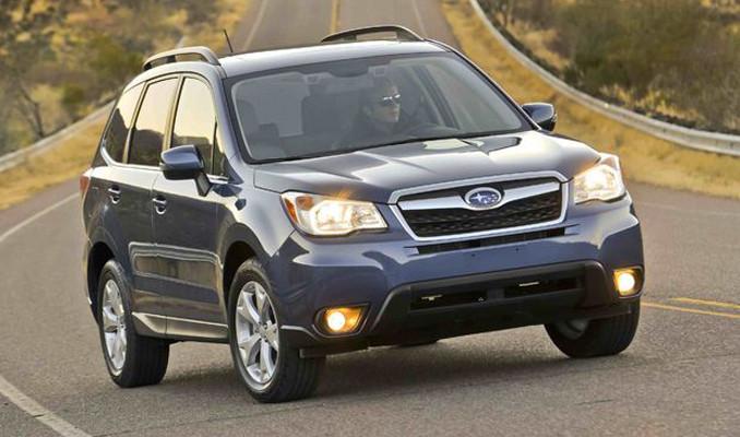Subaru'nun yeni güvenlik teknolojisi tanıtıldı