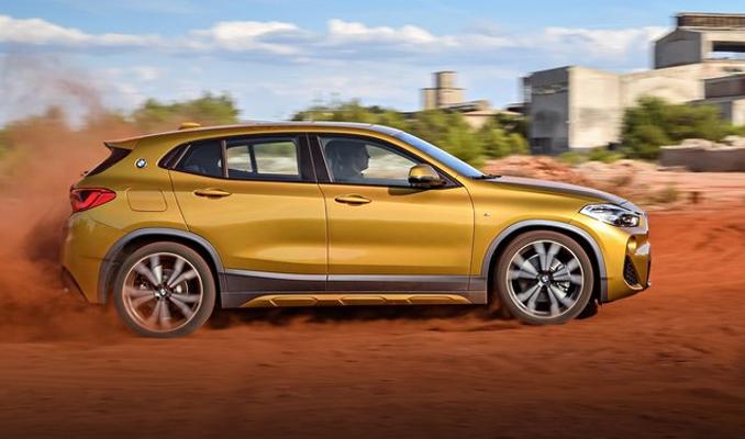 BMW'nin yeni SUV'u görücüye çıktı