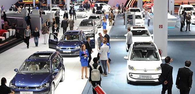 Avrupa otomotiv pazarı yüzde 3,6 büyüdü