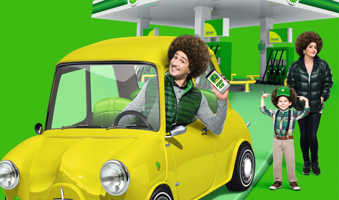 Garanti ve BP'den araçta ödeme hizmeti