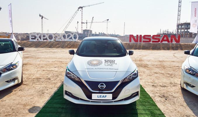 Nıssan, expo 2020'nin resmi otomotiv iş ortağı oldu