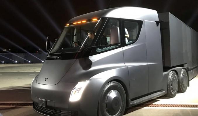 Wal-Mart, Tesla'dan kamyon alıyor