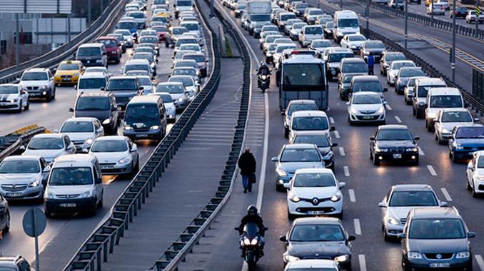 Yarın istabul'da bazı yollar trafiğe kapatılacak