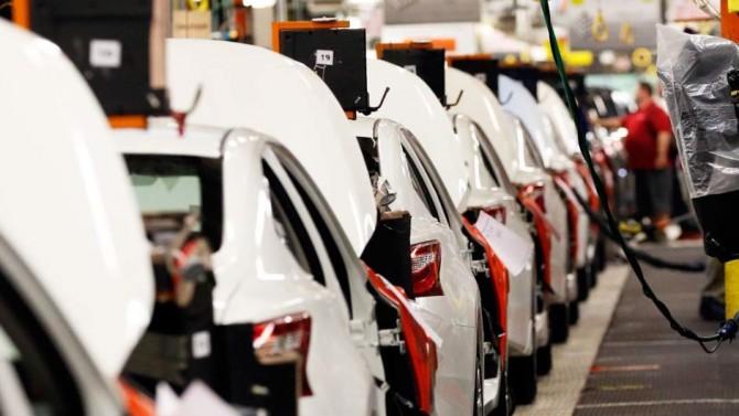 Avrupa otomotiv satışı 10 ayda 15,2 milyonu aştı