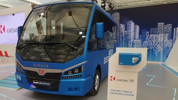 Karsan'dan BMW ile dev ortaklık