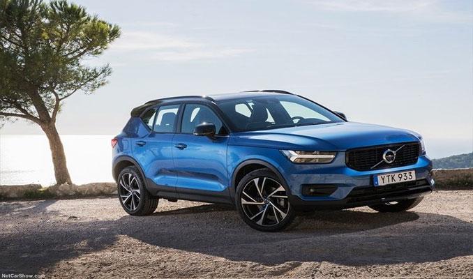 Volvo'nun yeni modeli 2018 XC40'ın fiyatları da açıklandı.