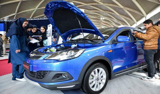 Uluslararası Tahran Otomobil Fuarı