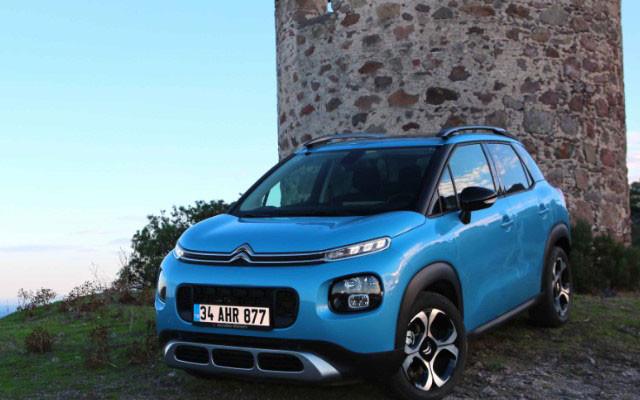 Citroën C3 Aircross Avrupa'da yılın otomobili finalisti oldu