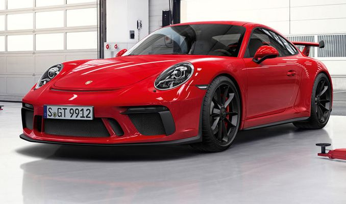 Yeni Porsche 911 GT3 Türkiye'de
